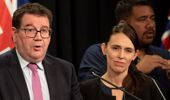 Jacinda Ardern made the announcement today. (Photo / NZ Herald)