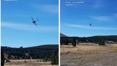 Australian air force exercise stuns Twizel locals