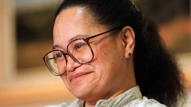New Zealand nurse Louisa Akavi. Photo / Getty Images.