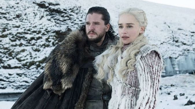 High Valyrian is spoken by Daenerys Targaryen in the hit show. (Photo / HBO)