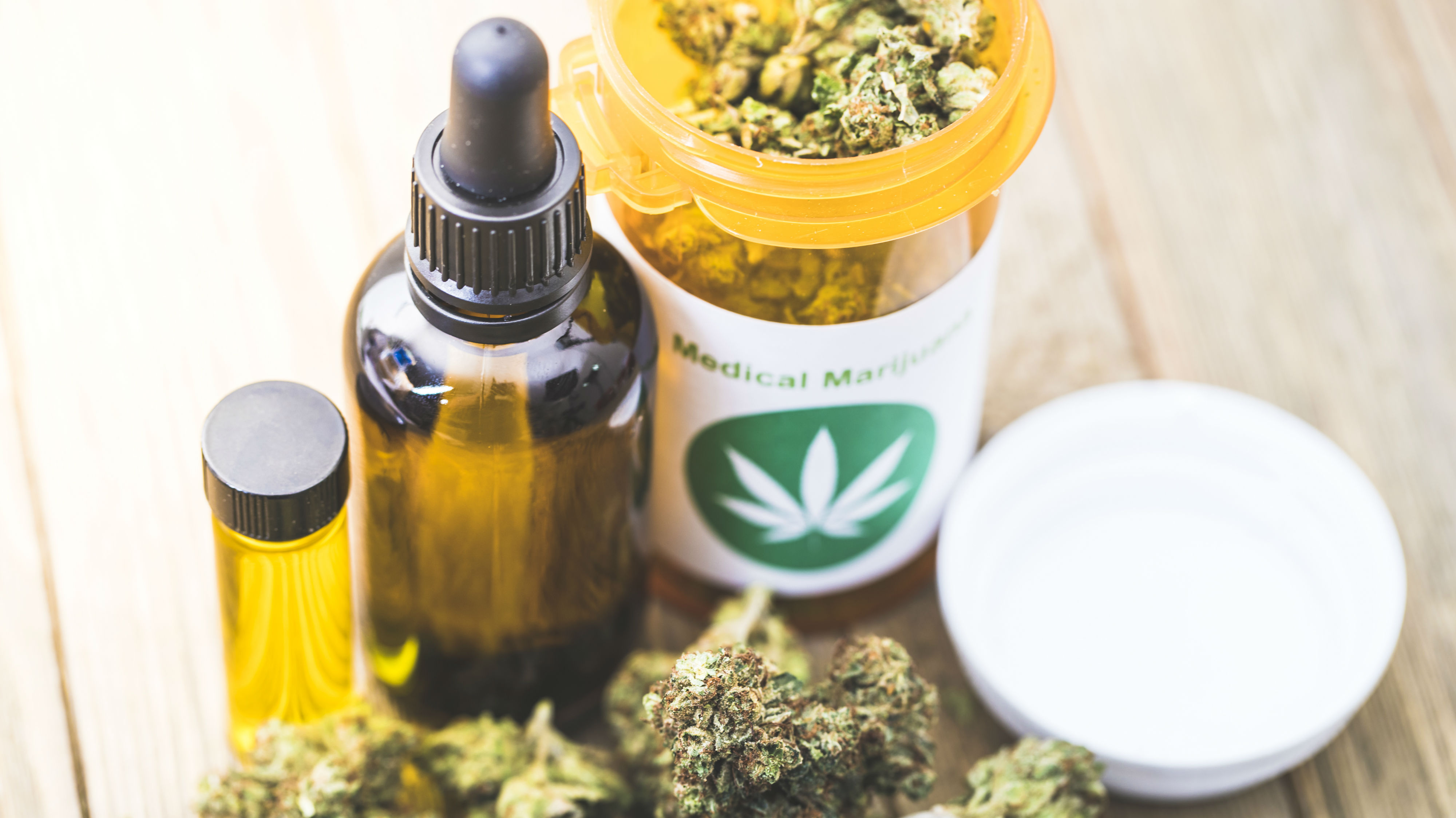 Just six per cent of doctors say they feel 'very informed' about medicinal cannabis products. Photo / Getty Images.