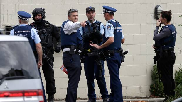 Police will no longer be armed on a routine basis. (Photo / AP)
