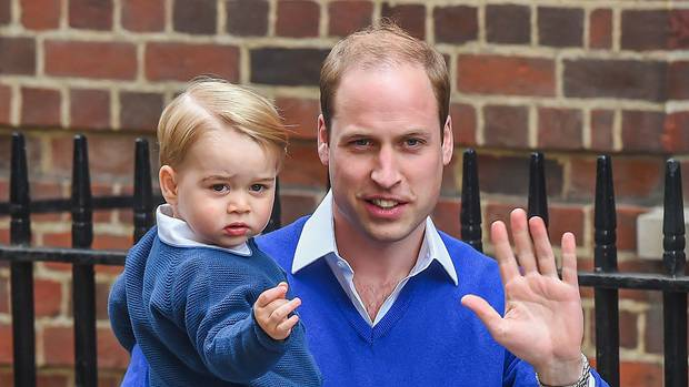 Prince William. Photo / Getty Images.