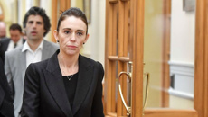 Fortune names Ardern world's second greatest leader