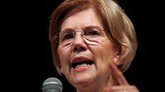 Elizabeth Warren calls for President Trump's impeachment