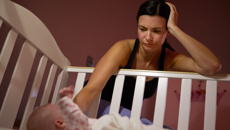 Emily Writes: Which parent should get up for the kids in the night?