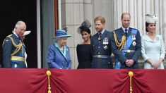 Russel Myers: Busy week for Royal family