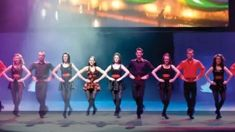 Irish dancing troupe's costumes stolen from van