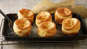 Annabelle White: Yorkshire Pudding