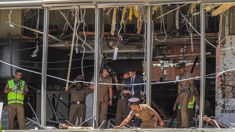 Multiple injuries after explosions in Sri Lanka