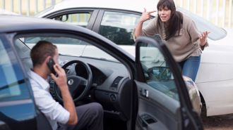 Lance Burdett: How to deal with hostile situations?