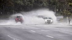 Rain to wreak havoc for Easter Monday motorists