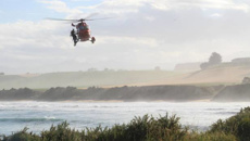 Helicopter with three on board missing on way to Auckland Islands