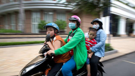 Vietnam swelters with its highest temperature ever recorded