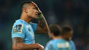 Israel Folau will learn his fate within two weeks. (Photo / Getty)