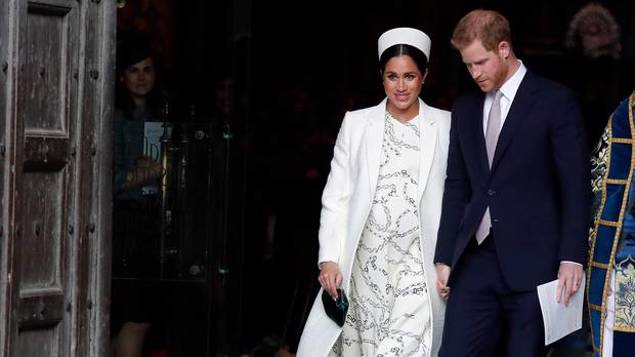 Report: Harry and Meghan considering African move