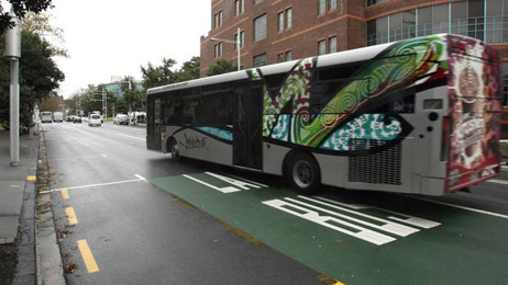 Auckland Transport issuing over 200 infringements a day over bus lanes