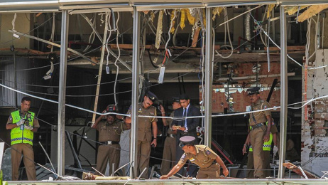 Sri Lanka says Easter Sunday explosions were in retaliation for Christchurch mosque attack