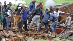 33 reported dead in South Africa flooding, mudslides