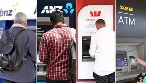 The Consumer NZ survey had damning results for the banking industry. (Photo / NZ Herald)