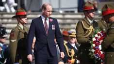 Prince William's NZ visit: Auckland and Christchurch Anzac visit to remember victims of war