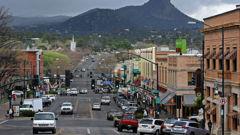 Mike Yardley: Prescott Arizona's easy embrace