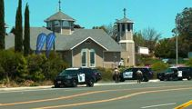 One dead, three injured after Californian synagogue shooting