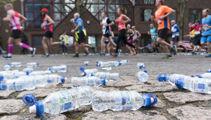 London Marathon runners to get seaweed pods instead of water bottles