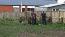 Man arrested after 'explosive device' found at Christchurch property