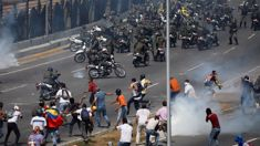 Venezuela military stands by embattled president amid calls for uprising