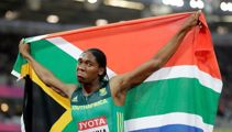 Runner who lost to Semenya describes her as a role model