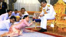 Thailand's King surprises public by marrying bodyguard