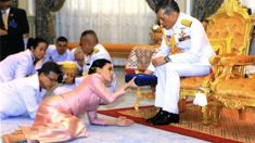 Thailand's King surprises public by marrying bodyguard