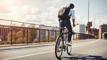 17 per cent increase in cyclist hospital admissions