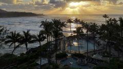 Mike Yardley recounts his adventures on the Hawaiian island. (Photo / Supplied)
