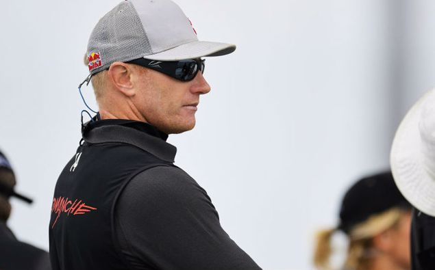 Jimmy Spithill: Luna Rossa can win in 2021