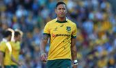 Israel Folau could walk away with a huge pay off. (Photo / Getty)