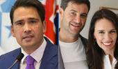 Simon Bridges may struggle against Jacinda and Clarke's wedding. (Photo / NZ Herald)