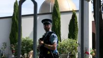 AI security system that detects weapons installed at Al Noor Mosque