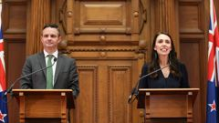 The bill was announced today by Jacinda Ardern and James Shaw. (Photo / Getty)