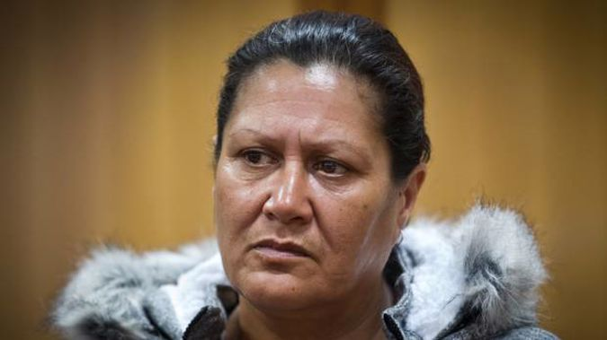 Donna Parangi was jailed for 2 years and six months for her role in the death of eight-month-old Isaiah Neil. Photo / Stephen Parker