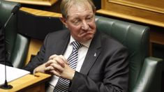 Nick Smith named and suspended from Parliament