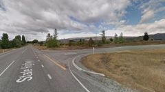 The crash occurred at the intersection of State Highway 8 and Muttontown Rd. (Photo / Google)