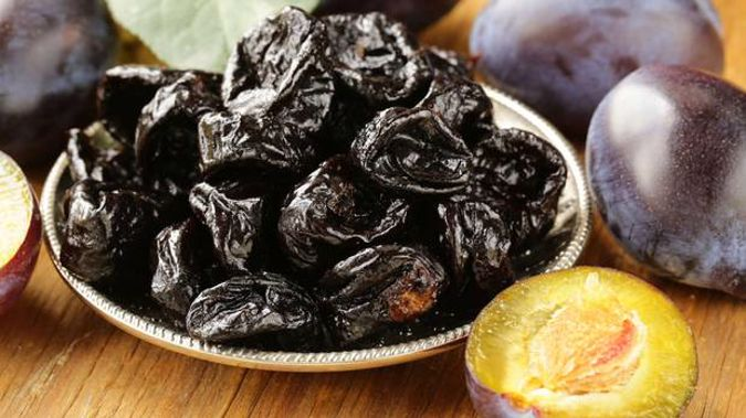 Regular flights for regular passengers? One passenger has proposed a healthier alternative to lollies for Air New Zealand ... prunes! (Photo / Herald)