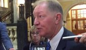 Nick Smith was named and suspended from Parliament yesterday. (Photo / NZ Herald)