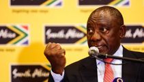 South Africa's ruling ANC holds onto lead in national vote