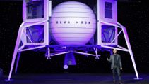 Jeff Bezos says he'll send spaceship to the moon