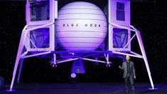 Paul Stenhouse: Jeff Bezos wants to go to the moon by 2024