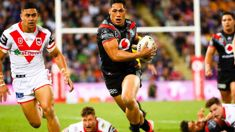 Tony Kemp: Warriors end drought with decisive win over Dragons