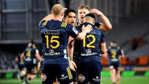 Super Rugby: Winning weekend for all but the Blues